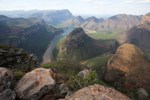 Panorama Route Zuid-Afrika