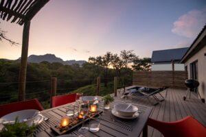 Buiten bij Kruger Kliffs