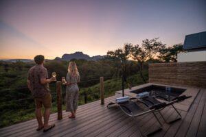 Kruger cliffs